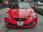 Bán Hyundai Genesis 2.0 AT đời 2010, màu đỏ, nhập khẩu nguyên chiếc xe gia đình