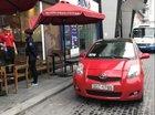 Bán xe Toyota Yaris sản xuất 2010, màu đỏ, nhập khẩu Nhật Bản