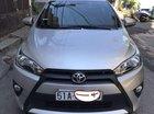 Cần bán gấp Toyota Yaris AT năm 2014, màu bạc, nhập khẩu mới chạy 16.000km, giá chỉ 498 triệu