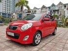 Cần bán xe Kia Morning sản xuất năm 2012, màu đỏ