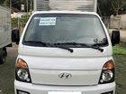 Bán xe Hyundai H100, 1 tấn, máy cơ, SX 2016, ĐK 2/2017, màu trắng, thùng kín