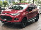 Bán Ford EcoSport năm 2016 màu đỏ, giá 569 triệu, có hỗ trả góp