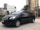 Chị Ngát muốn bán Vios E 2010 màu đen cực đẹp
