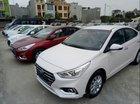 Cần bán xe Hyundai Accent đời 2019, màu trắng, giá chỉ 480 triệu