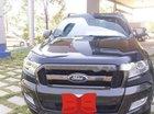 Bán Ford Ranger đời 2016, màu đen