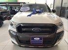 Bán Ford Ranger Wildtrak 3.2L đời 2015, màu trắng, xe nhập
