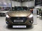 Bán Hyundai Accent đời 2019, màu vàng cát