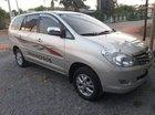 Bán xe Toyota Innova G năm sản xuất 2008, màu bạc số sàn, giá chỉ 360 triệu