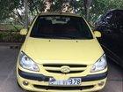 Cần bán gấp Hyundai Getz 1.4 đời 2008, màu vàng, nhập khẩu