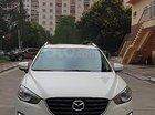 Cần bán Mazda CX 5 2.0 AT đời 2014, màu trắng, 750tr