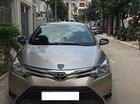 Bán xe Toyota Vios E-CVT sx 2017, số tự động, máy xăng, đã đi 33000 km, tư nhân chính chủ từ đầu