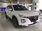 Bán Hyundai Santa Fe 2.2 AT CRDI 2019 với linh kiện nhập khẩu 100%