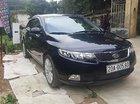 Bán xe Kia Forte EX 1.6 MT đời 2011, màu đen, số sàn, giá tốt