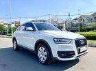 Audi Q3 nhap 2014 hàng full cao cấp,camera 360%  số tự động 8 cấp nội thất kem ;'