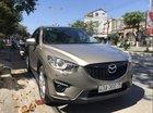 Gia đình bán Mazda CX 5 đời 2014, màu vàng cát