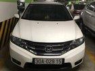 Bán Honda City năm sản xuất 2013, màu trắng, nhập khẩu, giá chỉ 425 triệu