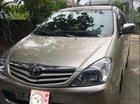 Cần bán gấp Toyota Innova G đời 2011 xe gia đình, giá tốt