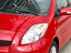 Bán ô tô Toyota Yaris 1.5 AT năm 2011, màu đỏ, nhập khẩu Thái Lan, giá tốt