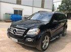 Cần bán lại xe Mercedes GL 550 4Matic sản xuất 2009, màu đen, nhập khẩu xe gia đình