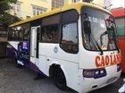 Cần bán xe Samco máy Isuzu 30 chỗ, hình thức còn tương đối hoạt động ổn định