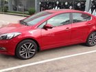 Bán xe Kia K3 2.0AT sản xuất năm 2015, màu đỏ xe gia đình