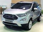 Bán xe Ford EcoSport năm 2018, màu bạc, giá tốt
