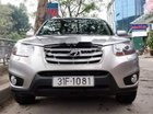Cần bán lại xe Hyundai Santa Fe SLX sản xuất năm 2010, màu bạc chính chủ