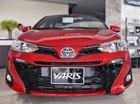 Bán Toyota Yaris năm 2019, màu đỏ, xe nhập, giá 650tr