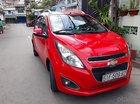 Cần bán lại xe Chevrolet Spark LT 1.0 MT 2015, màu đỏ chính chủ, giá 255tr