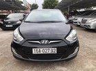 Bán xe Hyundai Accent Blue đời 2011, màu đen, xe nhập khẩu