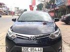 Bán Toyota Vios 1.5G sản xuất năm 2017, màu đen, số tự động