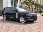 Bán ô tô LandRover Range Rover Autobiography LWB 5.0 năm 2018, màu đen, nhập khẩu