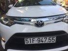 Bán Toyota Vios AT đời 2016, màu trắng xe gia đình