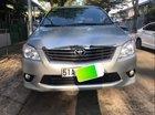 Bán Toyota Innova 2.0G 2012, màu bạc chính chủ