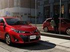 Cần bán Toyota Yaris đời 2018, màu đỏ, nhập khẩu Thái