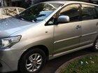 Bán ô tô Toyota Innova năm sản xuất 2014, màu bạc, giá 538tr