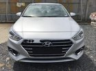 Bán Hyundai Accent 1.4AT sản xuất 2019, màu bạc, giá tốt