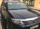 Bán xe Toyota Fortuner sản xuất 2013, màu đen chính chủ, 700 triệu