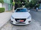 Cần bán xe Mazda 3 1.5 AT sản xuất 2016, màu trắng