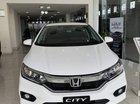 Cần bán xe Honda City 1.5AT đời 2019, màu trắng