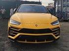 Bán ô tô Lamborghini Urus năm sản xuất 2019, màu vàng, xe SUV nhanh nhất, mạnh mẽ nhất
