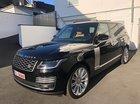 Bán ô tô LandRover Range Rover Autobiography LWB 5.0 năm sản xuất 2018, màu đen, nhập khẩu