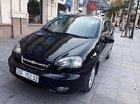Xe Chevrolet Vivant CDX AT 2009, màu đen chính chủ, giá 235tr