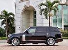 Cần bán xe LandRover Range Rover LWB 5.0 năm 2018, màu đen, xe nhập