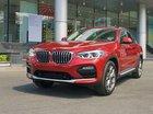 Bán BMW X4 2.0L mới 2019 - Nhập khẩu nguyên chiếc - Ưu đãi BHVC 1 năm +Coupon quà tặng