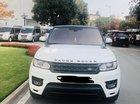 Vào SG công tác, bán Range Rover Sport chính chủ