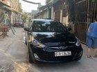 Chính chủ bán ô tô Hyundai Accent đời 2012, màu đen, 400tr