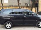 Gia đình bán Toyota Innova G năm sản xuất 2008, màu đen