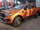 Bán Ford Ranger Wildtrak sản xuất năm 2018, xe nhập