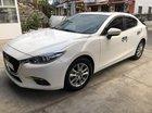 Bán xe Mazda 3 1.5 AT đời 2018, màu trắng như mới